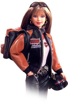 Harley Davidson Barbie